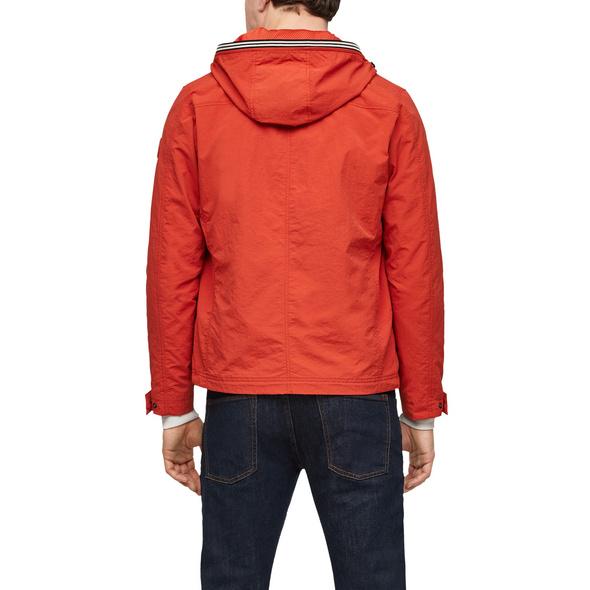 Windjacke aus Nylon - Nylon-Jacke