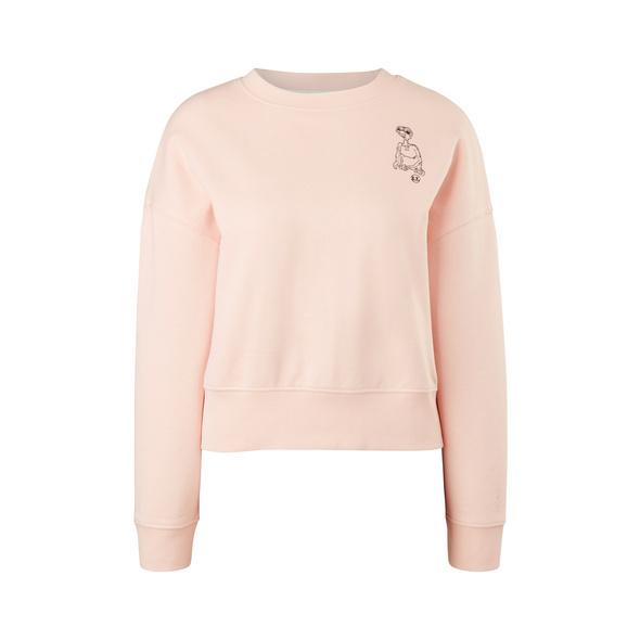 Sweatshirt mit E.T.-Stickerei - Sweatshirt