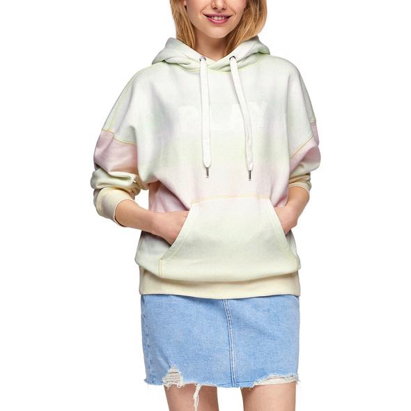 Hoodie mit Wascheffekt - Sweatshirt