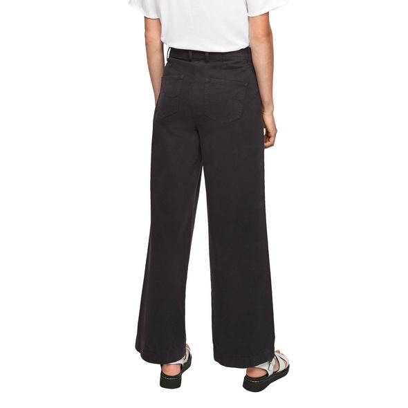 Regular: Wide leg-Jeans - Denim