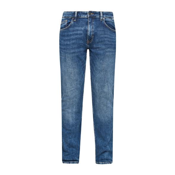 Slim: Denim mit Waschung - Jeans