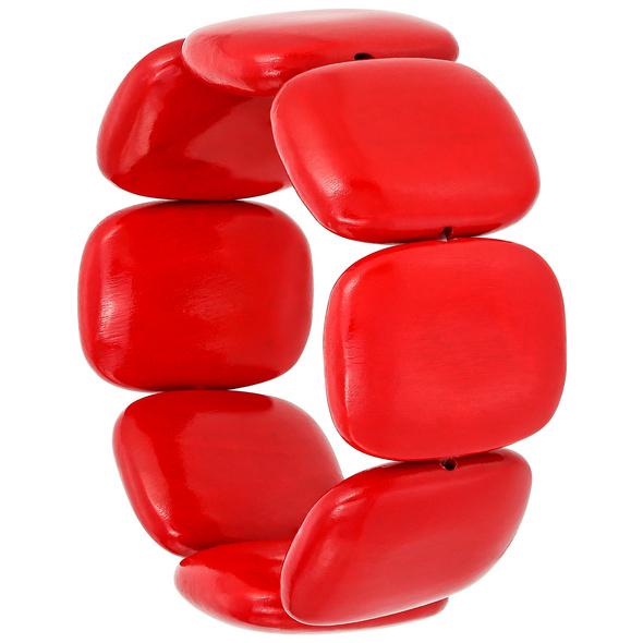 Armband - Red Wood
