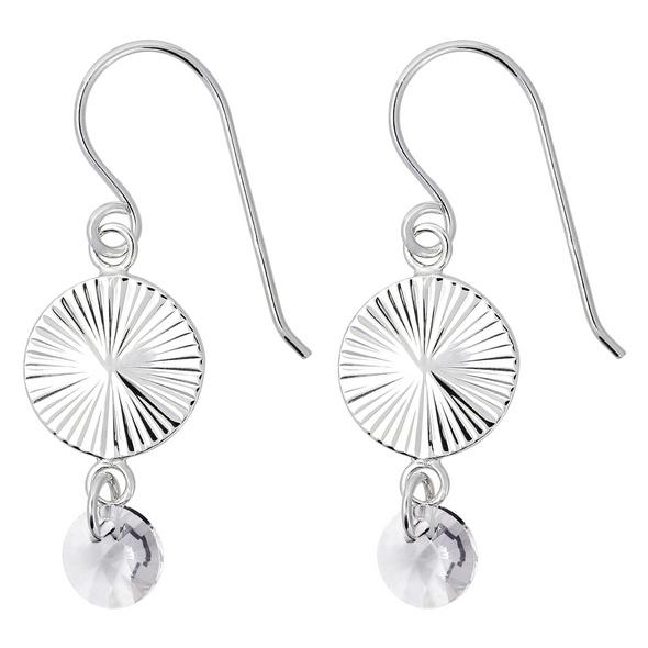 Ohrhänger - Silver Mandala