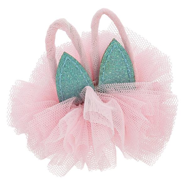 Kinder Haarspange - Glitter Ears