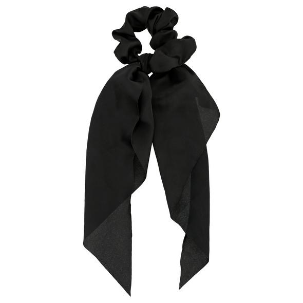 Haargummi - Black Bow