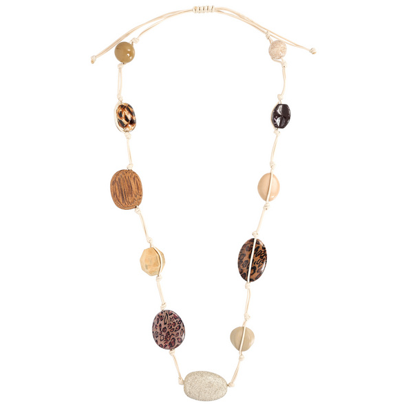 Kette - Nature Pearls
