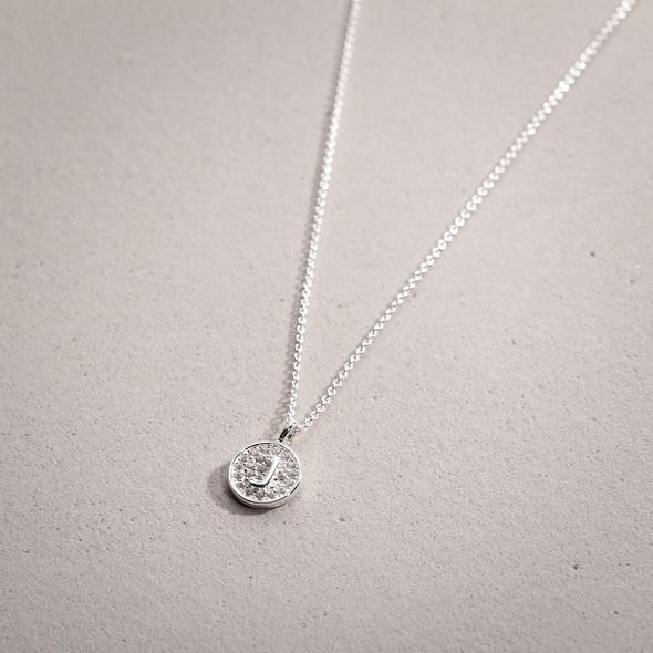 Kette - Silver J