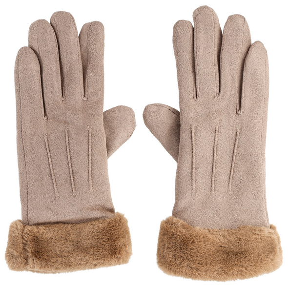 Handschuhe - Brown Elegance