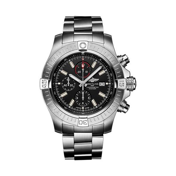 Breitling Herrenuhr Super Avenger Chronograph 48