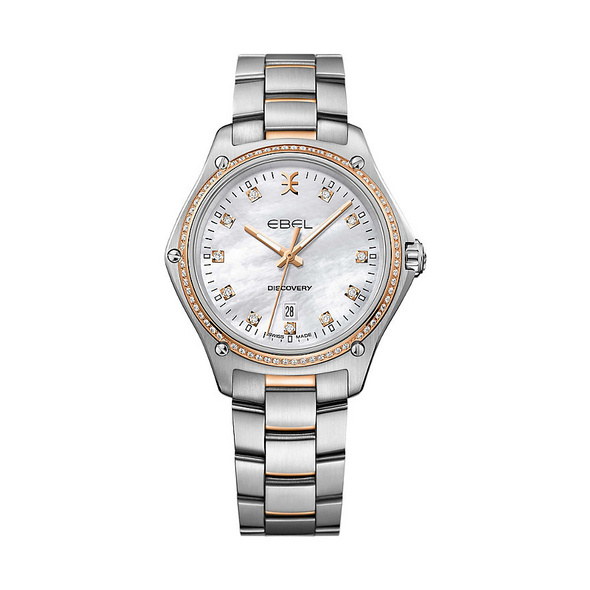Ebel Damenuhr Discovery Lady