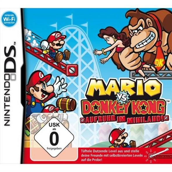 Mario vs Donkey Kong: Aufruhr im Miniland
