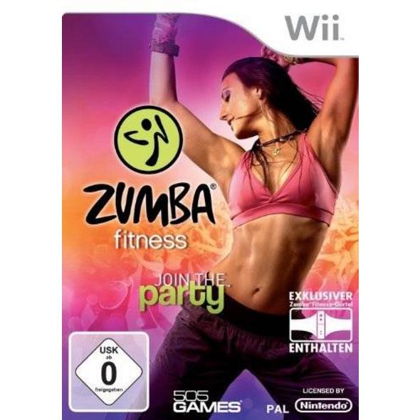Zumba Fitness (bei Gebrauchtware ohne Fitnessgürtel)