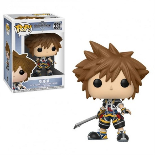 Kingdom Hearts - POP!-Vinyl Figur Sora