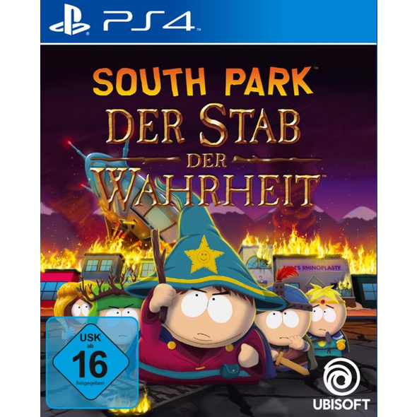 Ubisoft South Park: Stab der Wahrheit Remastered