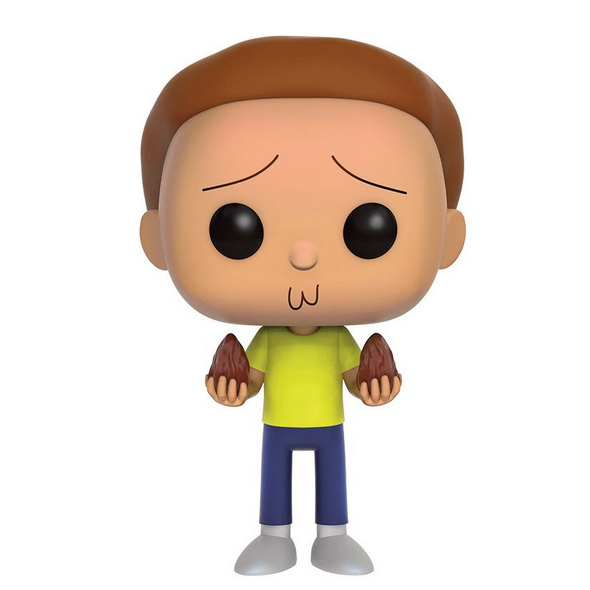Rick and Morty - POP!-Vinyl Figur Morty
