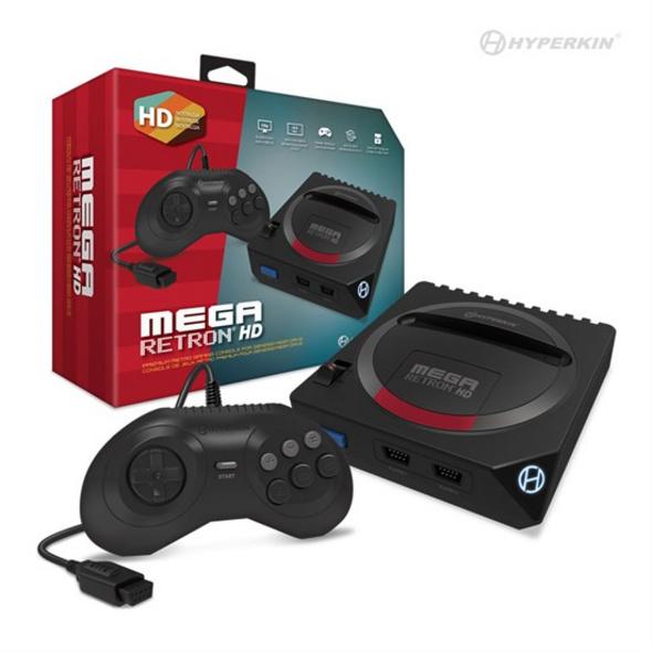 Mega Retron HD Konsole