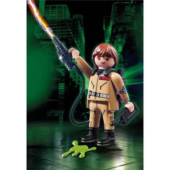 Playmobil Ghostbusters - Die Geisterjäger -Figur Peter Venkman