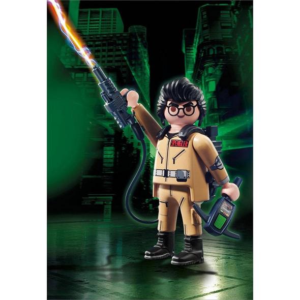 Playmobil Ghostbusters - Die Geisterjäger -Figur Egon Spengler