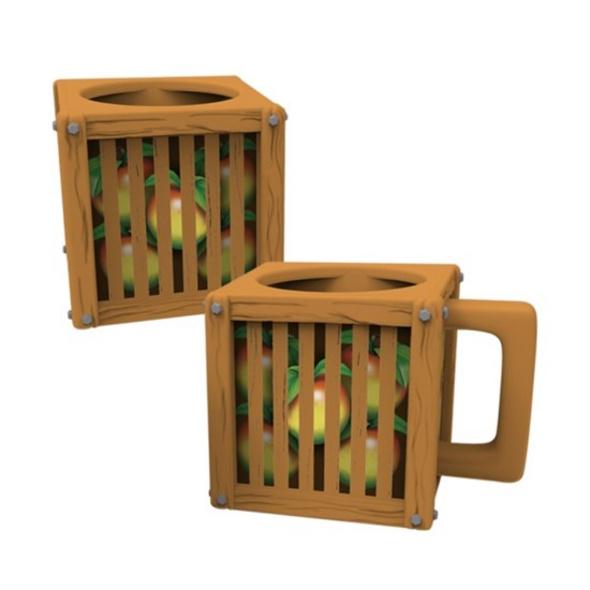 Crash Bandicoot - Tasse Wumpa Frucht