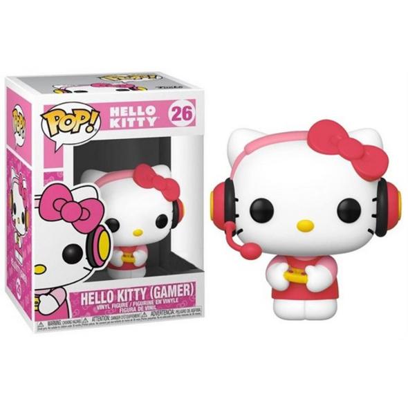 Hello Kitty - POP!-Vinyl Figur Gamer