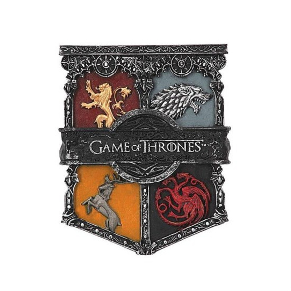 Game of Thrones - Magnet Wappen
