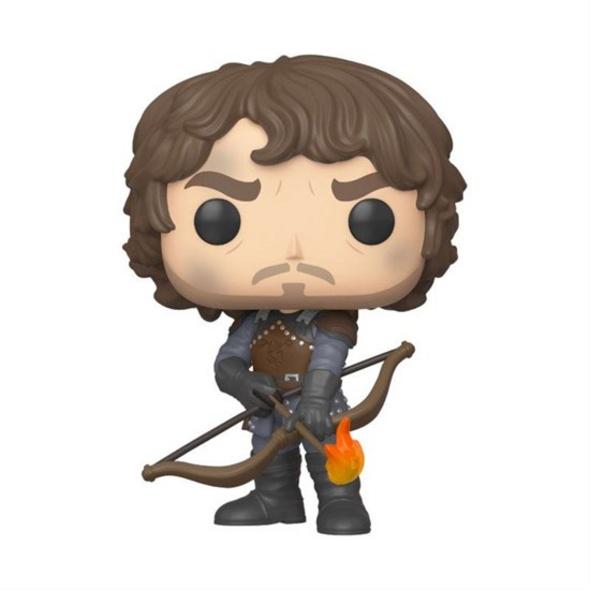 Game of Thrones - POP!- Vinyl Figur Theon mit Brandpfeilen