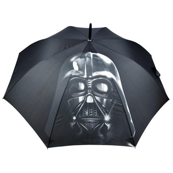 Star Wars - Regenschirm Darth Vader