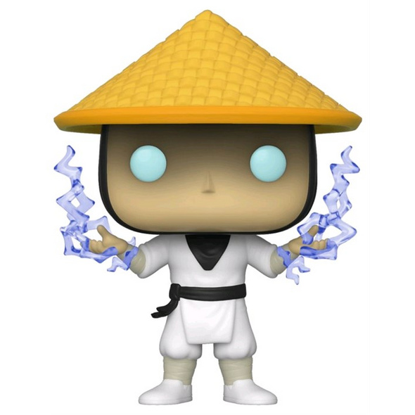 Mortal Combat - POP!-Vinyl Figur Raiden with Blitzen