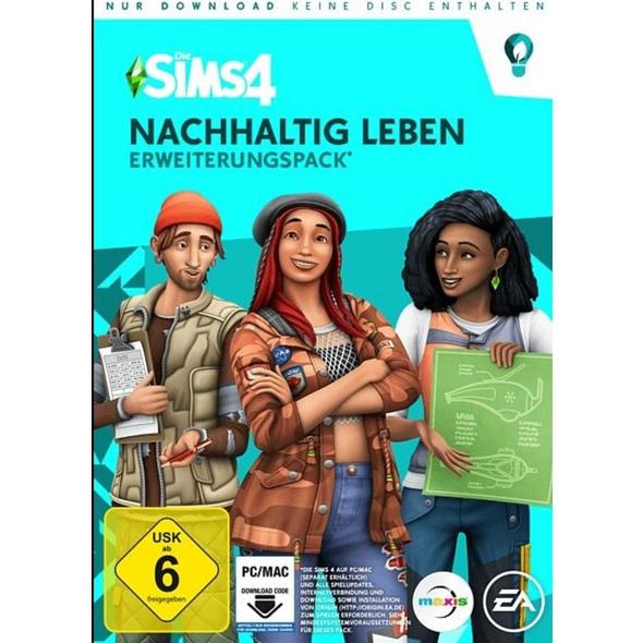 Die Sims 4 - Nachhaltig Leben