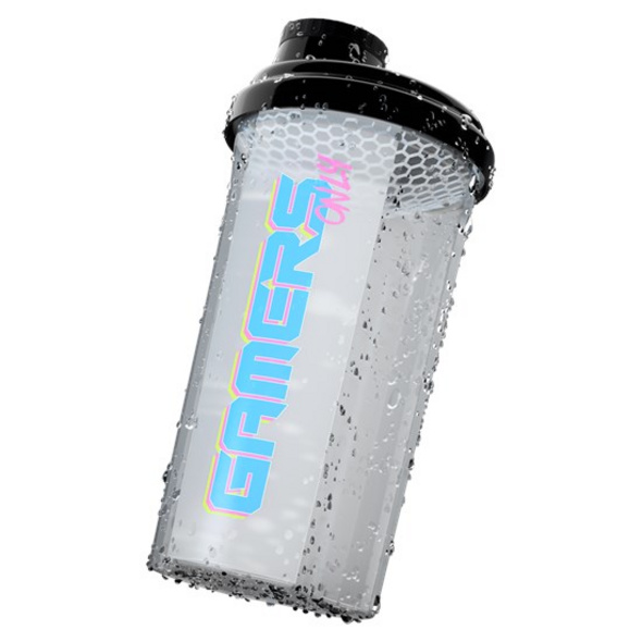 GAMERS ONLY Shaker