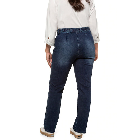 Jeans Mony, neue Waschung, leicht schmal zulaufend