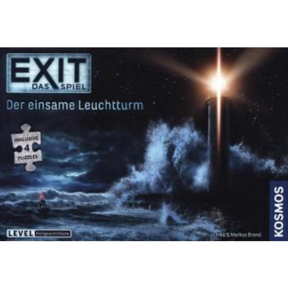 EXIT Das Spiel   Puzzle - Der einsame Leuchtturm