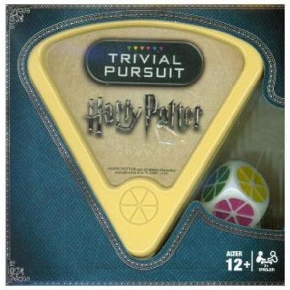Trivial Pursuit Harry Potter  neues Design
