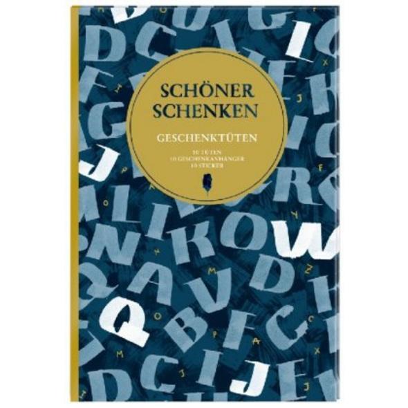 Geschenktüten-Buch - BücherLiebe - Schöner schenke
