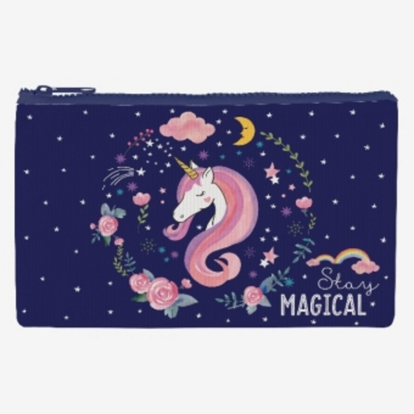 Legami Zipper Pouch Funky Collection - Magical