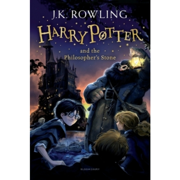 Harry Potter 1 and the Philosopher s Stone
