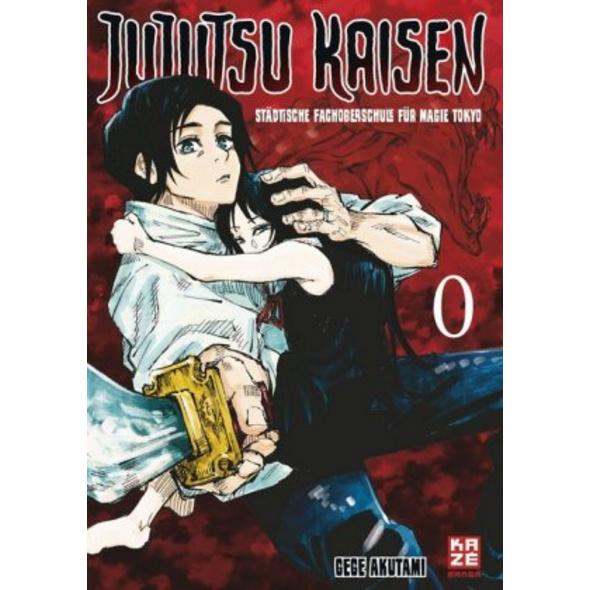 Jujutsu Kaisen - Band 0