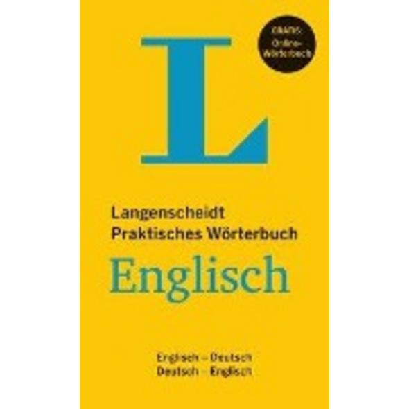 Langenscheidt Praktisches Wörterbuch Englisch - Bu