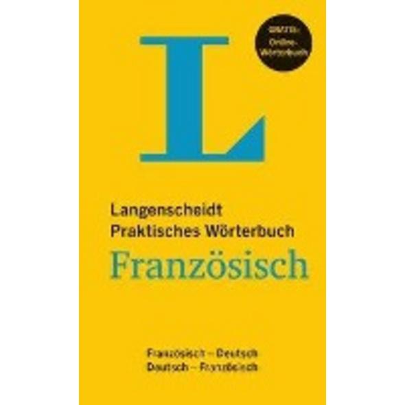 Langenscheidt Praktisches Wörterbuch Französisch -