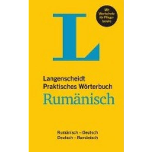 Langenscheidt Praktisches Wörterbuch Rumänisch - f