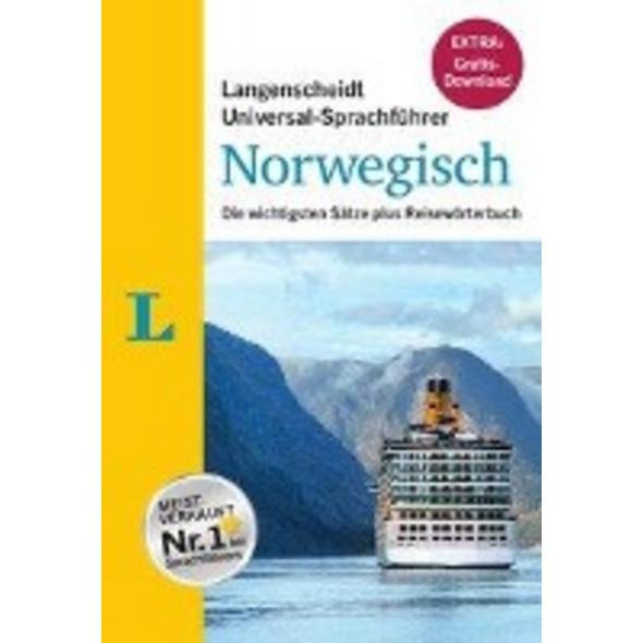 Langenscheidt Universal-Sprachführer Norwegisch -