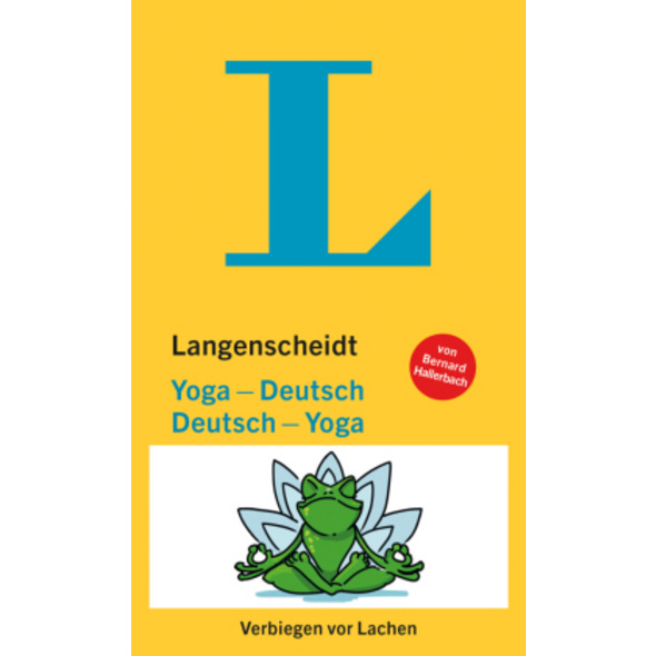 Langenscheidt Yoga-Deutsch   Deutsch-Yoga