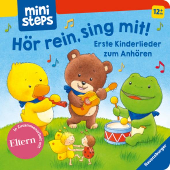 Hör rein, sing mit!