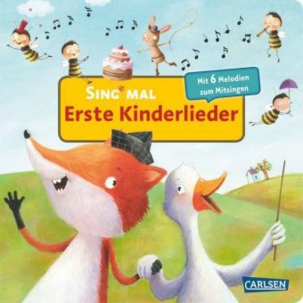 Erste Kinderlieder