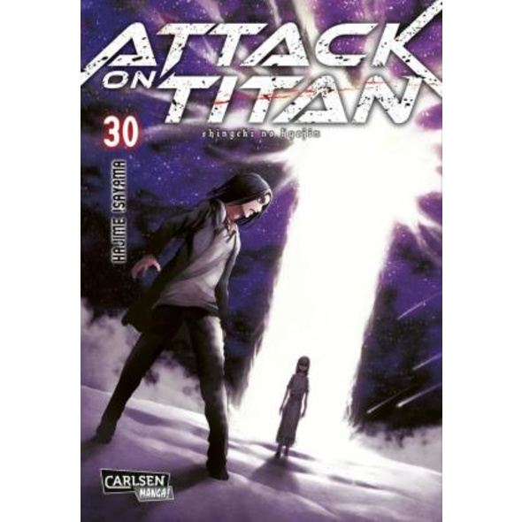 Attack on Titan 30