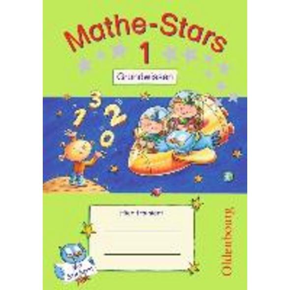 Mathe-Stars 1. Schuljahr. Grundwissen