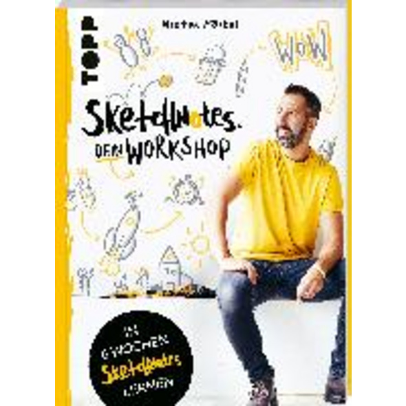 Sketchnotes - Dein Workshop mit Mister Maikel
