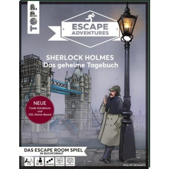 Escape Adventures - Sherlock Holmes: Das geheime T