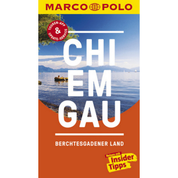MARCO POLO Reiseführer Chiemgau, Berchtesgadener L