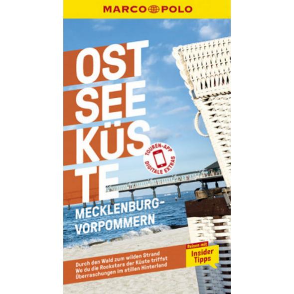 MARCO POLO Reiseführer Ostseeküste Mecklenburg-Vor